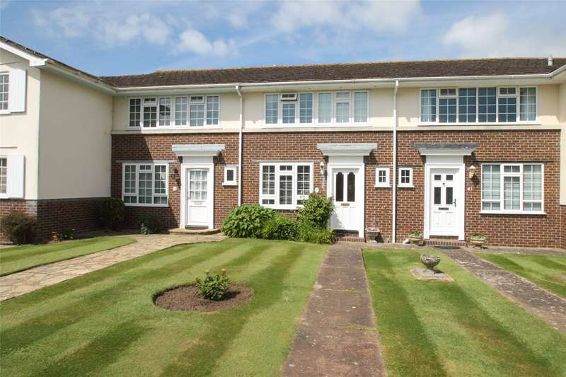 2 Bedrooms Terraced House for sale in Ruston Avenue, Rustington, West Sussex, BN16