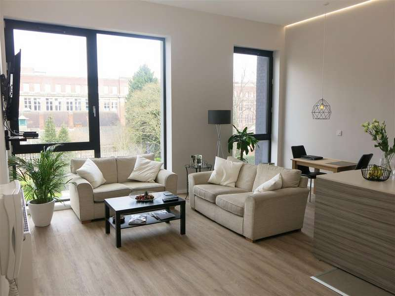 2 Bedrooms Apartment Flat for sale in Bournville Lane, Birmingham