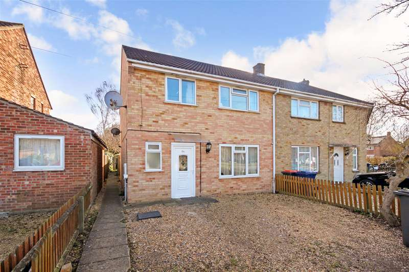 3 Bedrooms End Of Terrace House for sale in Stanesfield Road, Cambridge