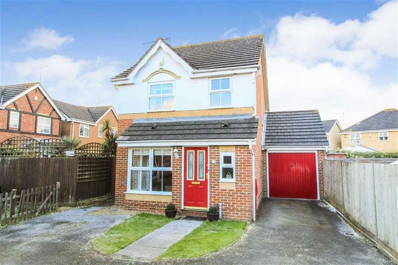 3 Bedrooms Detached House for sale in Gervaise Close, Cippenham, Berkshire