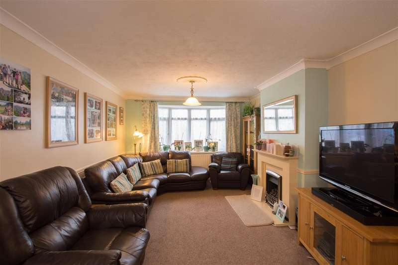 3 Bedrooms Semi Detached House for sale in Yiewsley Crescent, Lower Stratton, Swindon