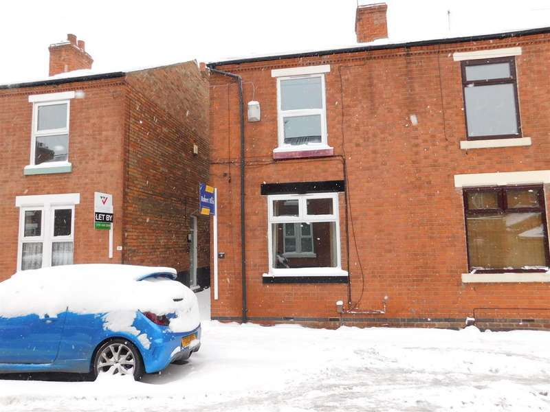 3 Bedrooms Semi Detached House for sale in Hamilton Road, Long Eaton