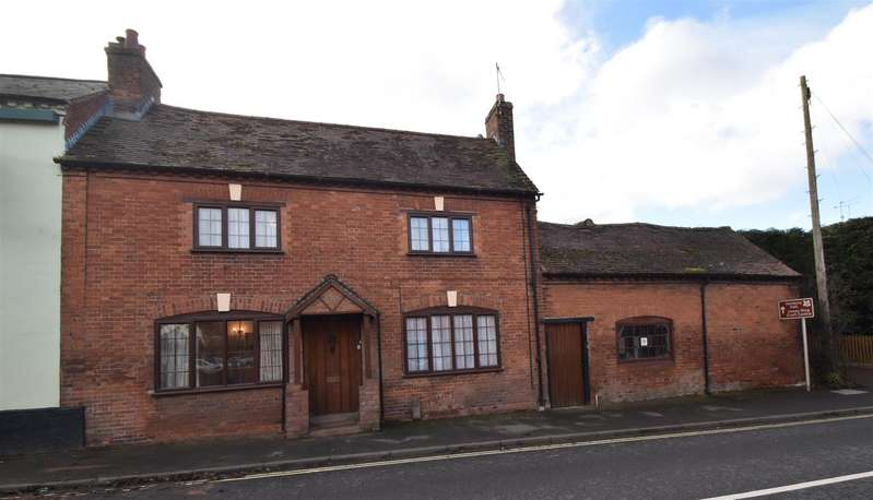 2 Bedrooms Cottage House for sale in Droitwich Road, Feckenham