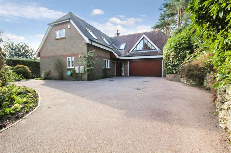 4 Bedrooms Detached House for sale in Bingham Avenue, Canford Cliffs, Poole, Dorset, BH14