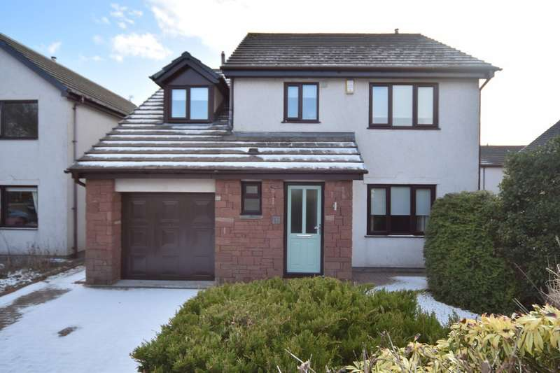 4 Bedrooms Detached House for sale in Welbeck Close, Barrow-in-Furness, Cumbria, LA13 9UU