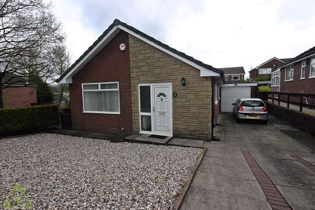 3 Bedrooms Detached Bungalow for sale in Winton Grove, Ladybridge, BL3