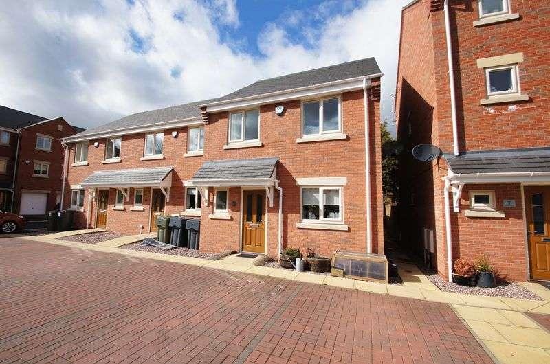3 Bedrooms Property for sale in Regal Gardens, Bromsgrove