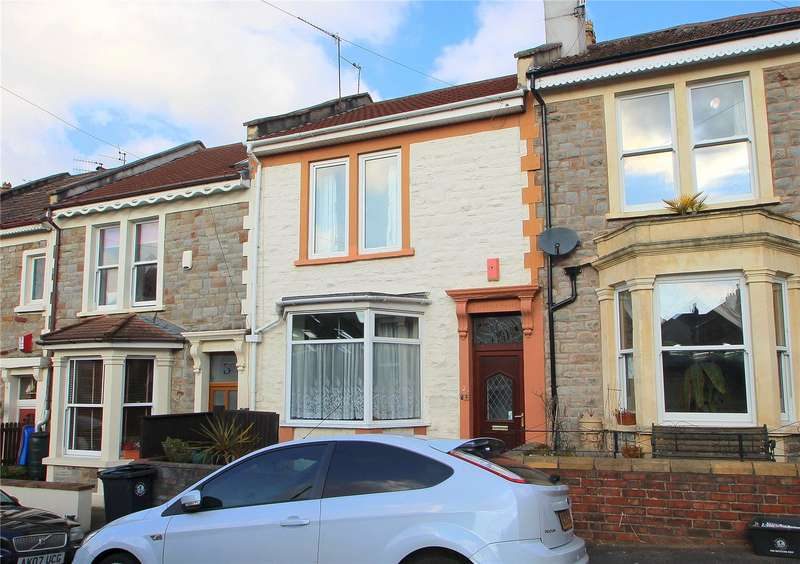 3 Bedrooms Terraced House for sale in Dalston Road Southville Bristol BS3