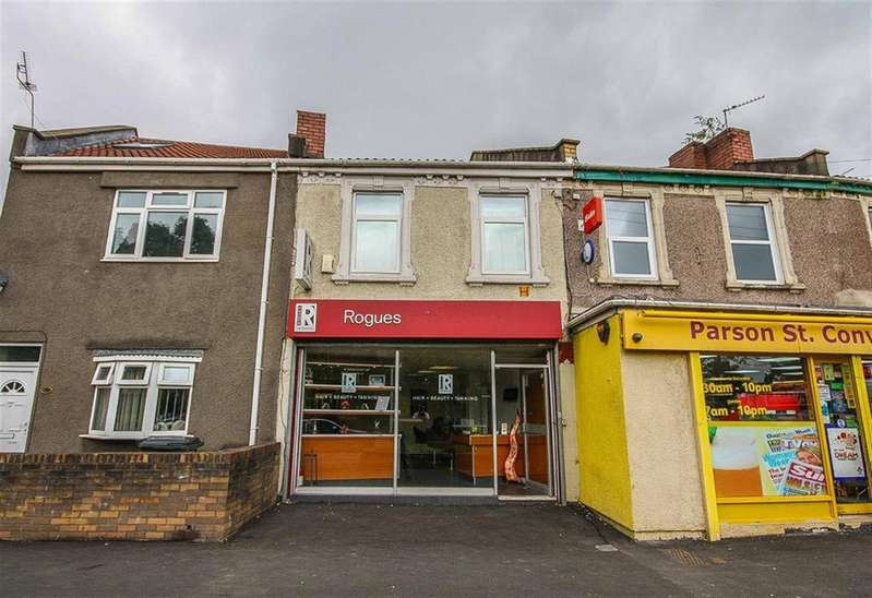 1 Bedroom Land Commercial for sale in Parson Street, Bedminster, Bristol, BS3