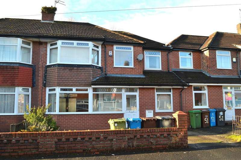 4 Bedrooms Semi Detached House for sale in Ashton Crescent, Chadderton, Oldham, OL9 8HE
