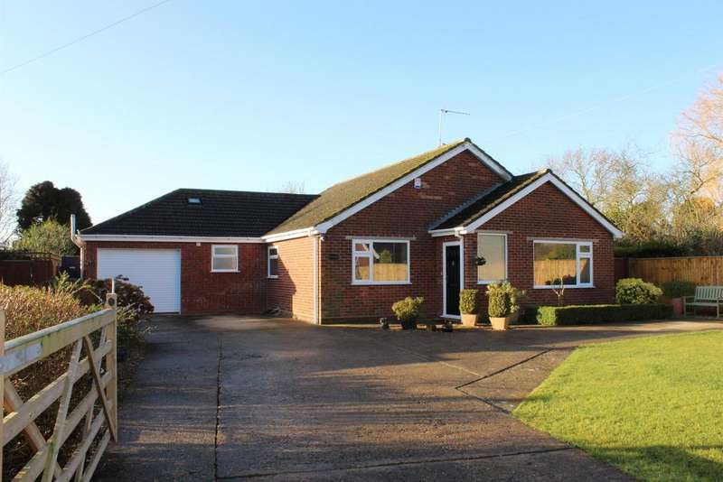 3 Bedrooms Detached Bungalow for sale in Great Steeping, Spilsby, PE23 5PT
