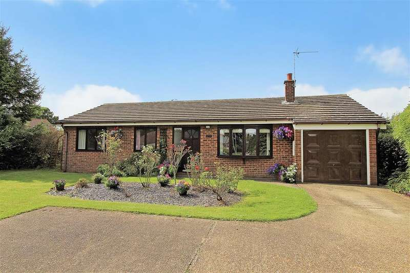 4 Bedrooms Detached Bungalow for sale in Great Steeping, Spilsby, PE23 5PT