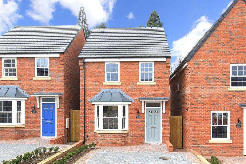 3 Bedrooms Detached House for sale in NEWBRIDGE, Nuevo Court Off Newbridge Crescent