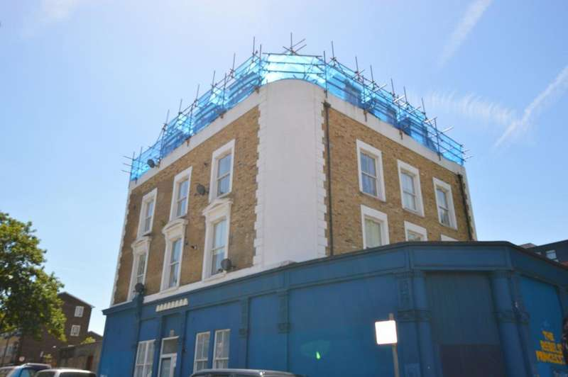 2 Bedrooms Flat for sale in Peckham Road Peckham SE15