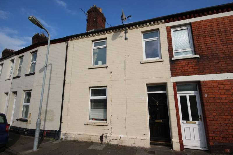 2 Bedrooms Terraced House for sale in Adamsdown Place, Adamsdown, Cardiff