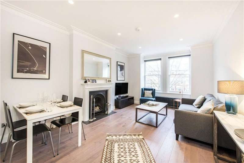1 Bedroom Flat for sale in Primrose Gardens, London, NW3