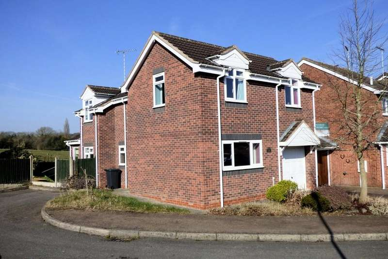 4 Bedrooms Detached House for sale in Lordswell Road, Burton-on-Trent