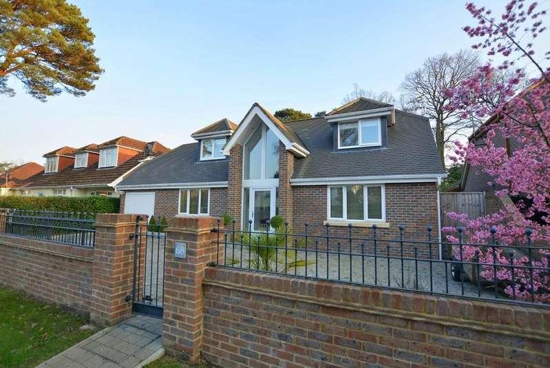 4 Bedrooms Chalet House for sale in Beaufoys Avenue, FERNDOWN