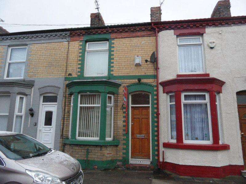 2 Bedrooms Terraced House for sale in 7 Parton Street, Liverpool