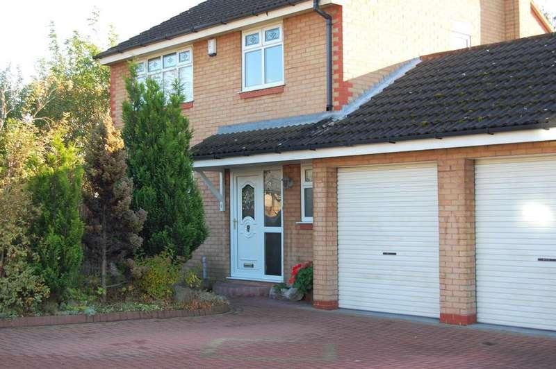 4 Bedrooms Detached House for sale in Knoll Beck Close, Goldthorpe, Rotherham, S63 9BT