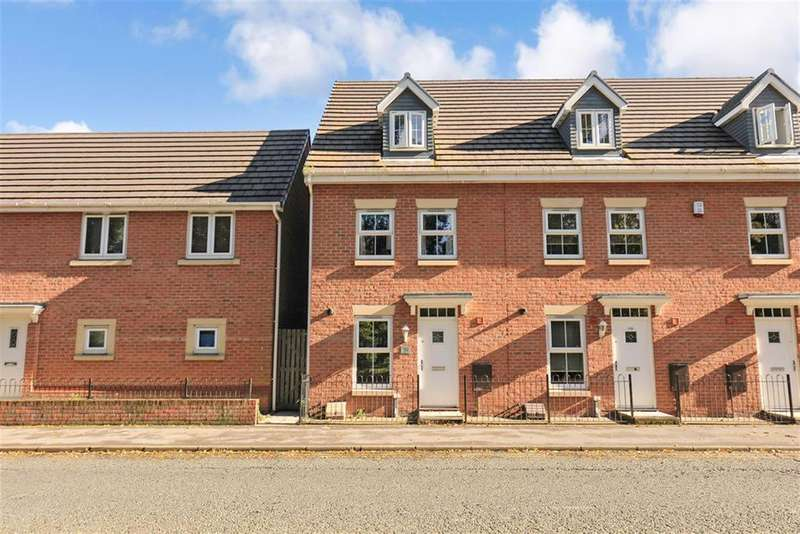 3 Bedrooms End Of Terrace House for sale in Maddren Way, Middlesbrough, TS5 5BD