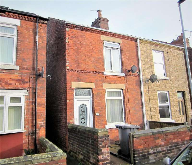 2 Bedrooms Terraced House for sale in Victoria Street, Dinnington, Sheffield, S25 2SF