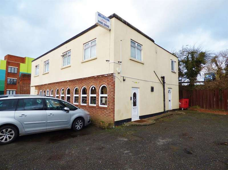 13 Bedrooms Lodge Character Property for sale in Hercies Road, UB10