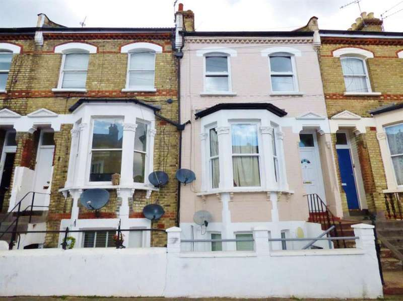 2 Bedrooms Ground Flat for sale in Delorme Street, W6 8DS