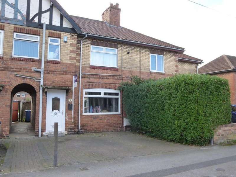 3 Bedrooms Terraced House for sale in Suffolk Road, Bircotes, Doncaster, DN11 8BD