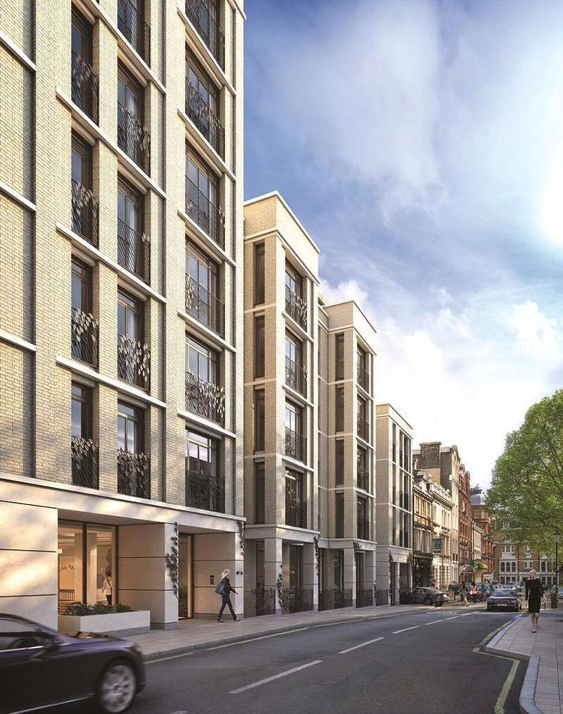 1 Bedroom Flat for sale in 21 Young Street, 19-27 Young Street, London, W8