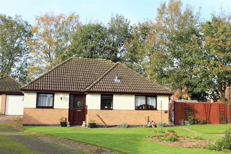 2 Bedrooms Detached Bungalow for sale in Shamfields Road, Spilsby, PE23 5NN