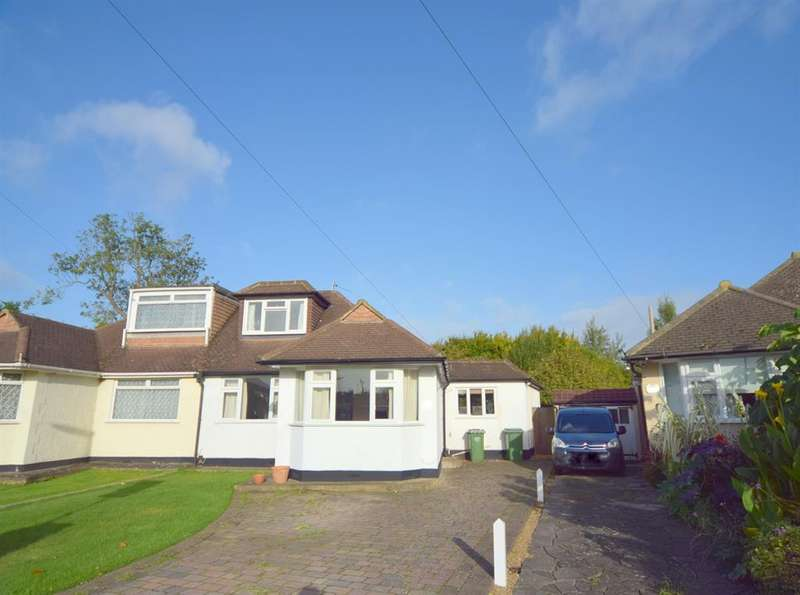 4 Bedrooms Semi Detached Bungalow for sale in King George Avenue, Walton On Thames, Surrey, KT12 3LR