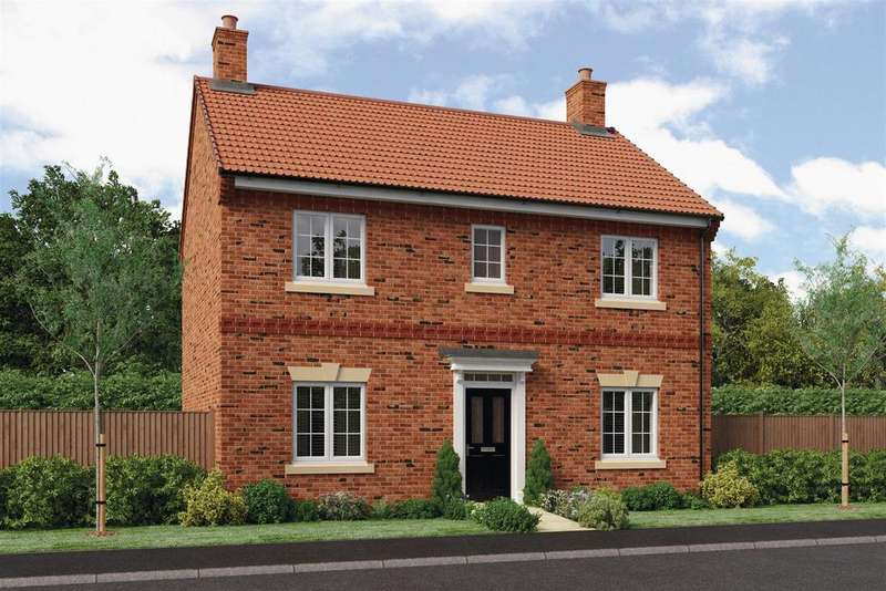 4 Bedrooms Detached House for sale in Milldale Road, Farnsfield, Newark