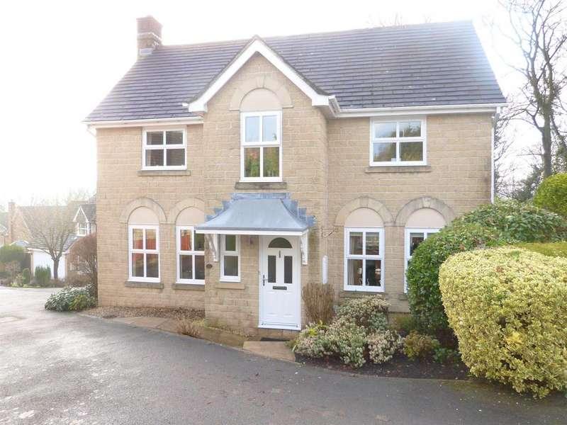 4 Bedrooms Detached House for sale in Dene Bank, Bingley, BD16 4AR