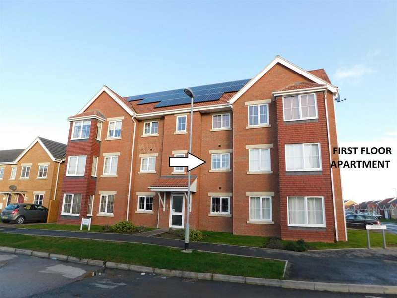 2 Bedrooms Flat for sale in Belton Park Road, Skegness, PE25 1GS