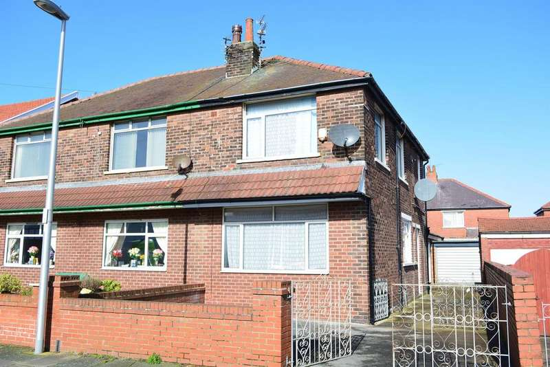 3 Bedrooms Semi Detached House for sale in Roseway, South Shore, Blackpool, FY4 2PW