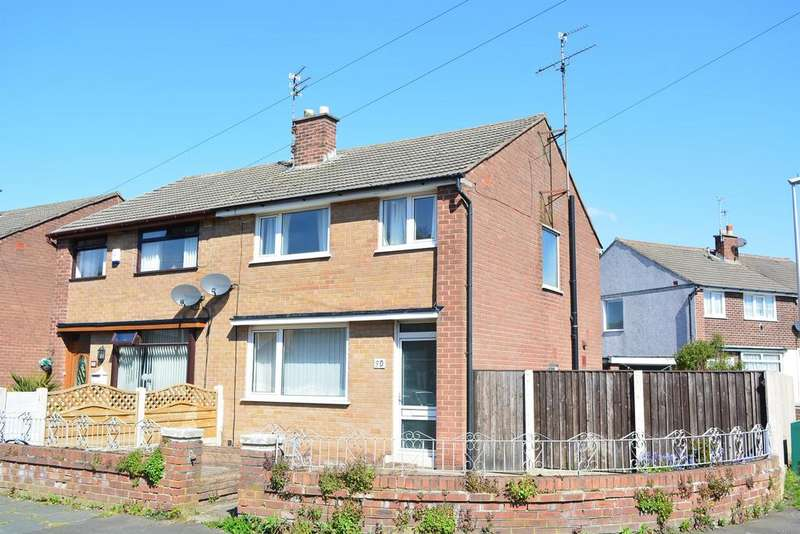 3 Bedrooms Semi Detached House for sale in Meanwood Avenue, Marton, Blackpool, FY4 4LX