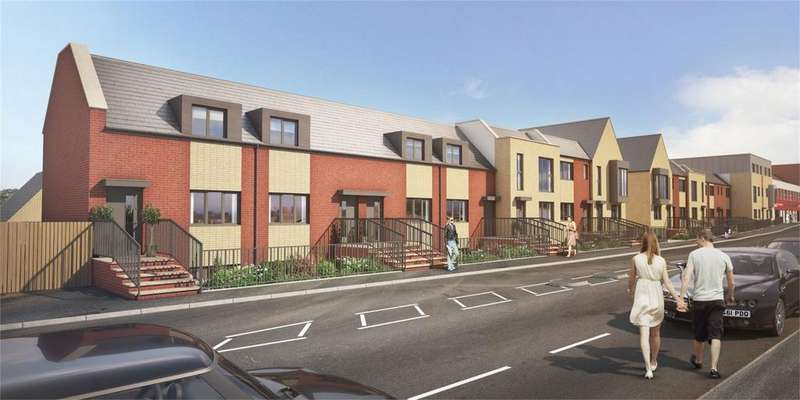 2 Bedrooms Flat for sale in Martello Place, Claremont Road, Seaford, East Sussex