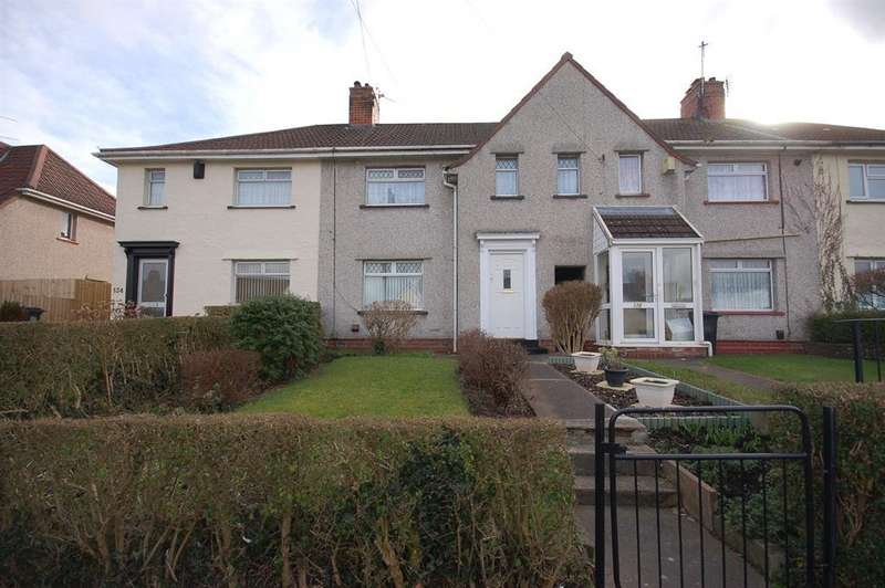 3 Bedrooms Terraced House for sale in Whitefield Road, Bristol, BS5 7TZ
