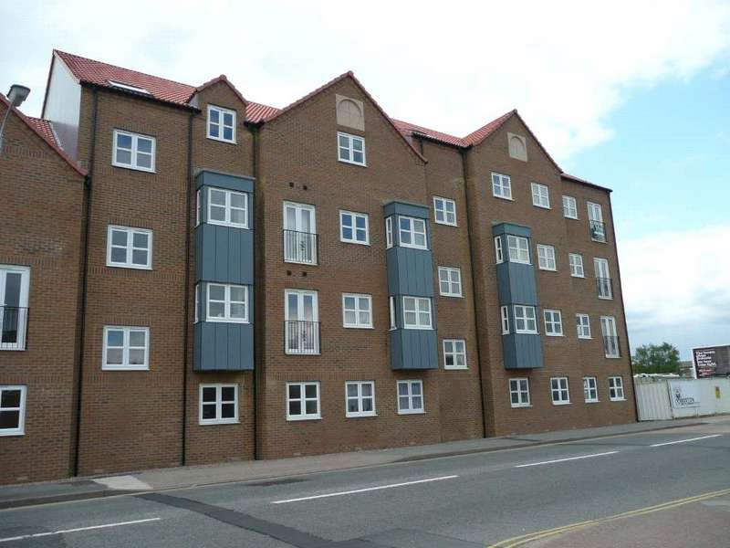 2 Bedrooms Flat for sale in Trinity View, Gainsborough, Lincolnshire, DN21