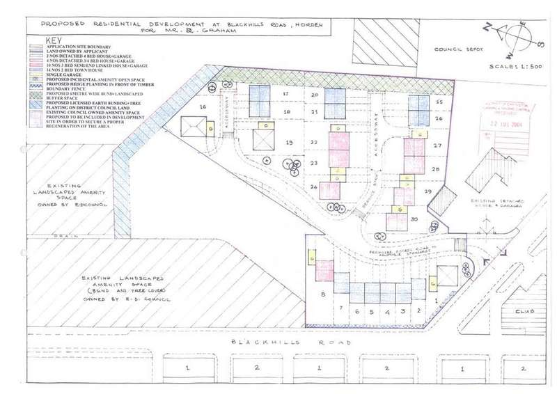 3 Bedrooms Land Commercial for sale in Blackhills Road, Horden, County Durham, SR8 4DW
