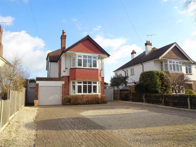 3 Bedrooms Detached House for sale in Hawthorn Road, Aldwick