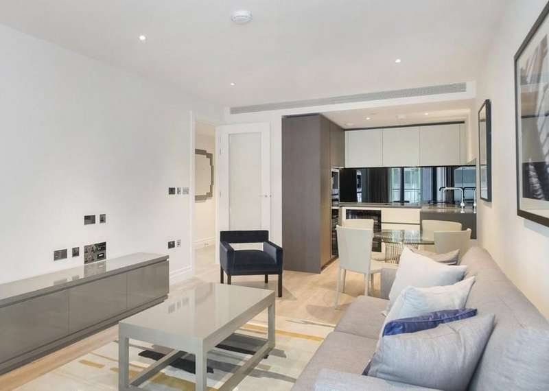 2 Bedrooms Flat for sale in Riverlight Quay , Nine Elms Lane, Nine Elms