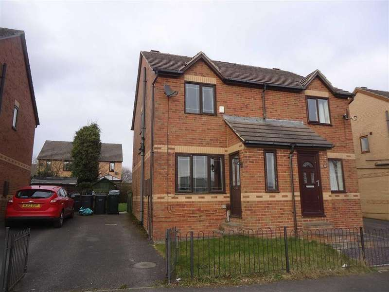 2 Bedrooms Semi Detached House for sale in Eaglesfield Drive, Bradford, West Yorkshire, BD6