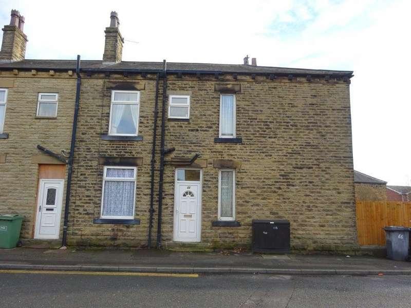 2 Bedrooms Terraced House for sale in Dewsbury Gate Road, Dewsbury, WF13 4AX