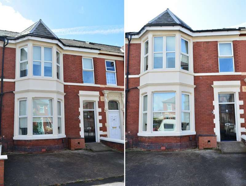 5 Bedrooms Terraced House for sale in Burlington Road, Blackpool, FY4 1JR