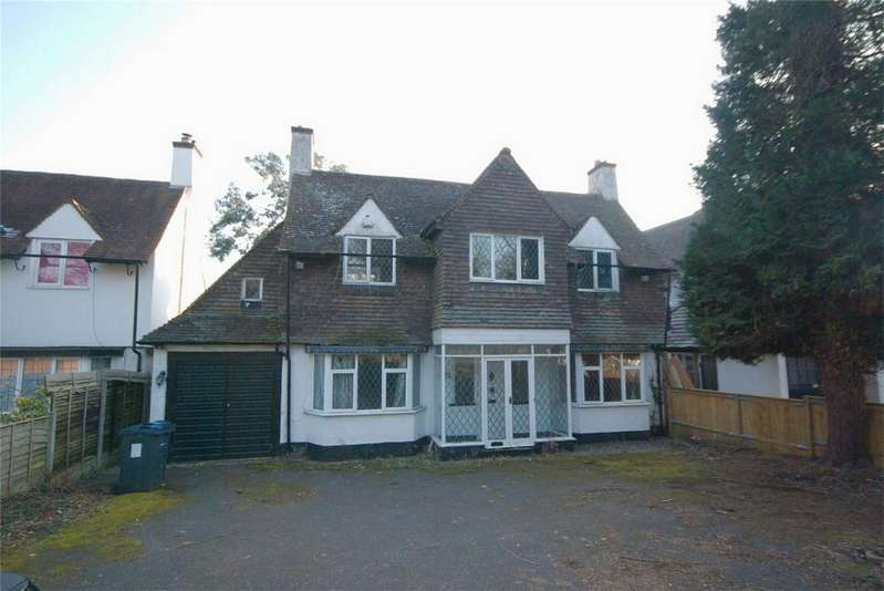 3 Bedrooms Detached House for sale in Lichfield Road, Four Oaks, SUTTON COLDFIELD, West Midlands