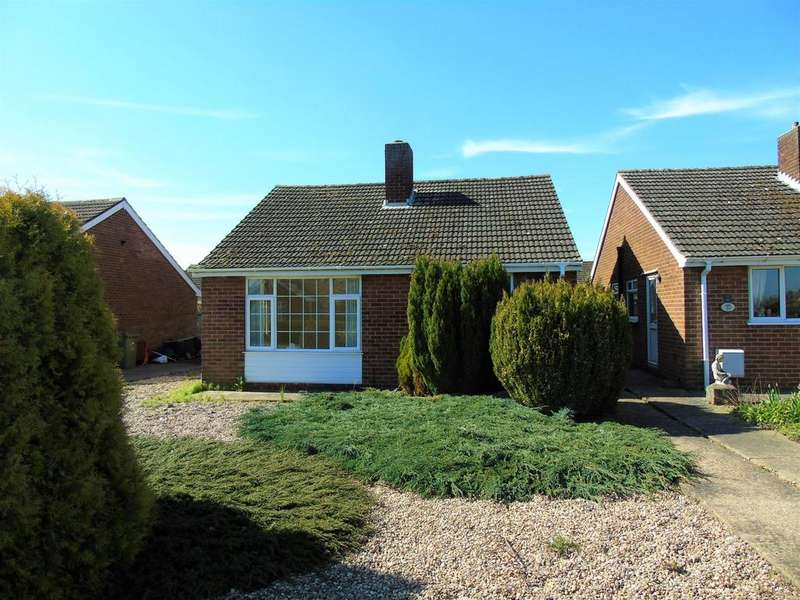 2 Bedrooms Bungalow for rent in St. Lukes Close, Cherry Willingham, Lincoln, LN3 4LY