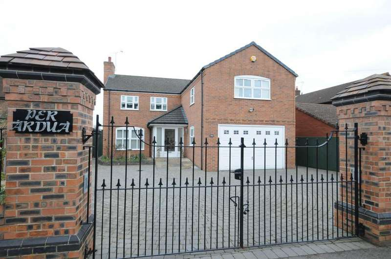 5 Bedrooms Detached House for sale in Naas Lane, Quedgeley, Gloucester, GL2 2SA