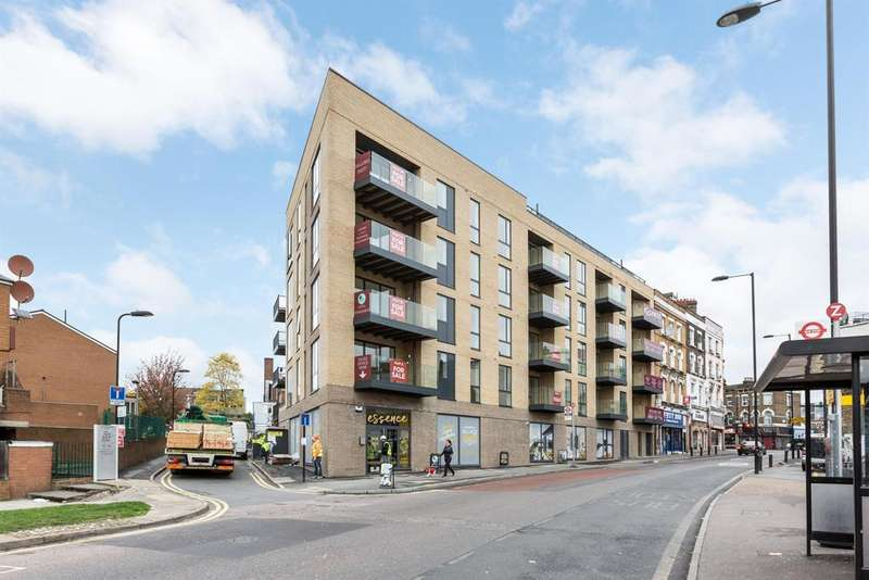 2 Bedrooms Flat for sale in Essence Development, London, N16